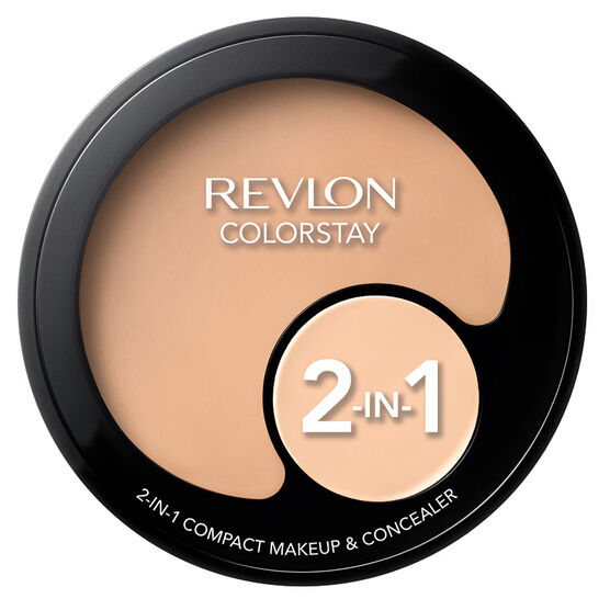 Revlon Colourstay 2-in-1 Compact Makeup & Concealer - Ivory