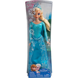 Disney Frozen Sparkling Princess Doll - Assorted