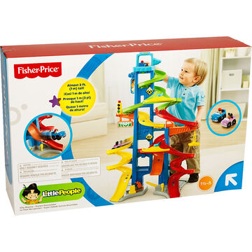 Fisher-Price Little People City Skyway