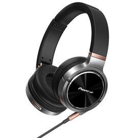 Pioneer Hi-Res Heaphones - Black - SEMHR5