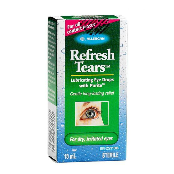Allergan Refresh Tears - 15ml