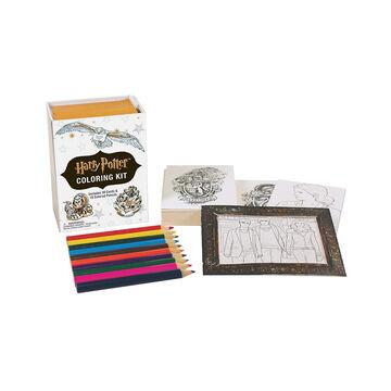 Happy Potter Colouring Kit