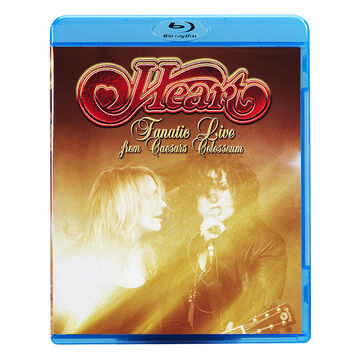 Heart: Fanatic Live From Caesar's Colosseum - Blu-ray