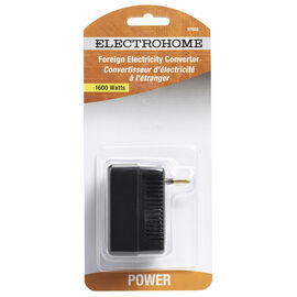 Electrohome EP603 - Power converter - 1600 Watt - 1 output