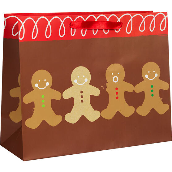 Plus Mark Woodland Gift Bag - Large - Assorted