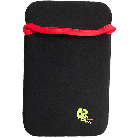 Tree Frog Neoprene 7inch Tablet Sleeve - Red - KTB1370R-7IN