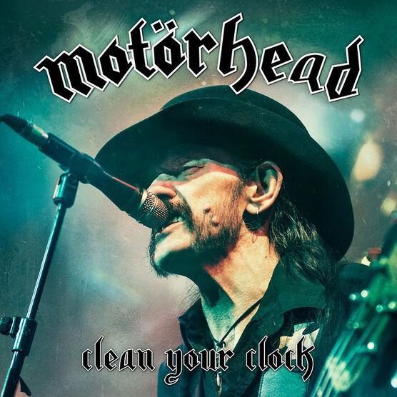 Motorhead - Clean Your Clock - DVD + CD