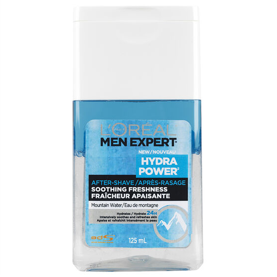L'Oreal Men Expert Hydra Power After Shave - Soothing Freshness - 125ml