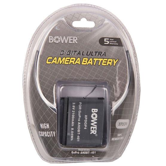 Bower GoPro Hero 4 Battery - XPDGP4