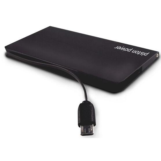 Logiix Piston Power Micro- Black - LGX10984