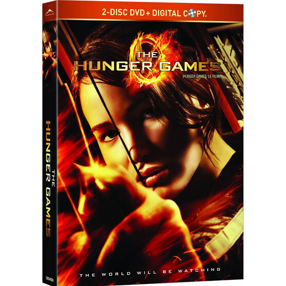 The Hunger Games - DVD + Digital Copy