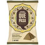 Que Pasa Tortilla Chips - Black Bean - 156g