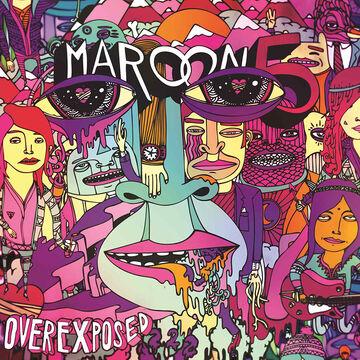 Maroon 5 - Overexposed - CD