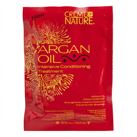 Creme of Nature Argan Oil Intensive Conditioning Treatment - 51.75ml