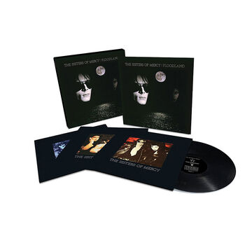 The Sisters Of Mercy - Floodland Era Collection - 4 LP Vinyl