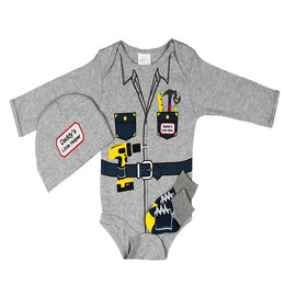 Baby Mode Construction Set - 3 piece - Boys