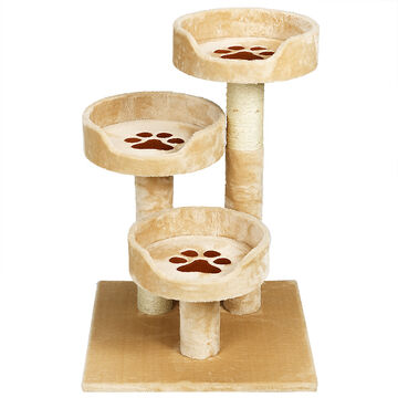 London Drugs Paws Cat Tree - 3 Level