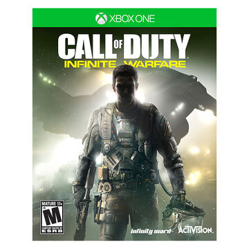 PRE-ORDER: Xbox One Call of Duty Infinite Warfare