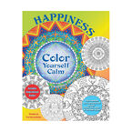Color Yourself Calm - Happiness