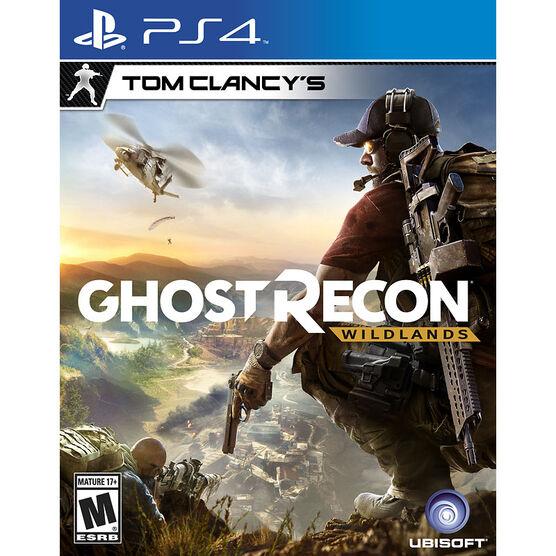 PRE-ORDER: PS4 Tom Clancy's Ghost Recon Wildlands