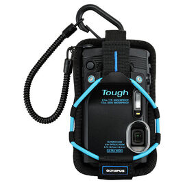 Olympus Tough Sport Holder CSCH-123 - Light Blue - V600085LW000