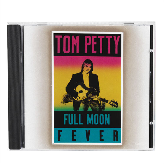 Tom Petty - Full Moon Fever - CD