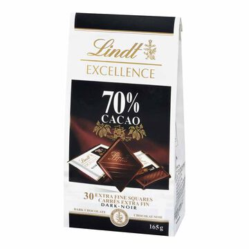 Lindt Excellence 70% Cocoa Bar - 165g