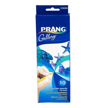 Prang Watercolour Pencils - 10 pack