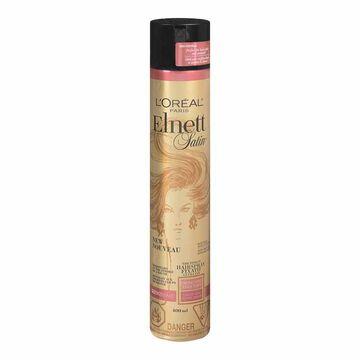 L'Oreal Elnett Satin Hairspray - Sleekissme - Strong Hold - 400ml