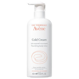 Avene Eau Thermale Body Lotion with Cold Cream - 400ml