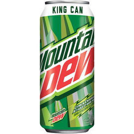 Mountain Dew - Citrus - 473 ml
