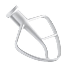 KitchenAid Coated Flat Beater - White - K45B