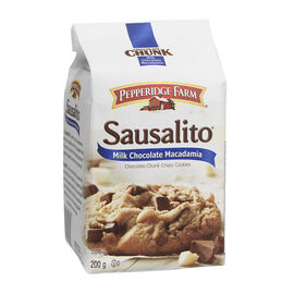 Pepperidge Farm Cookies - Chocolate Chunk Sausalito Milk Chocolate Macadamia - 200g
