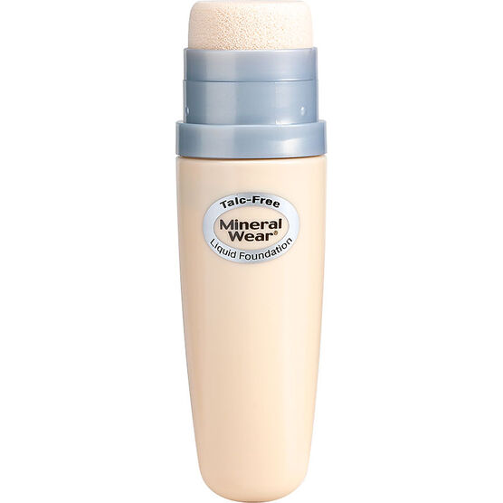 Physicians Formula Mineral Wear Talc-Free Mineral Liquid Foundation - Natural Beige