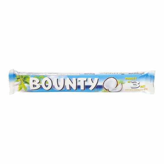 Bounty Chocolate Bar - King Size - 85g