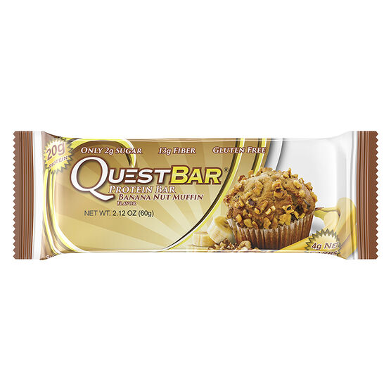 Quest Protein Bar - Banana Nut Muffin - 60g