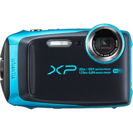 PRE-ORDER: Fuji FinePix XP120 - Sky Blue - 600018141