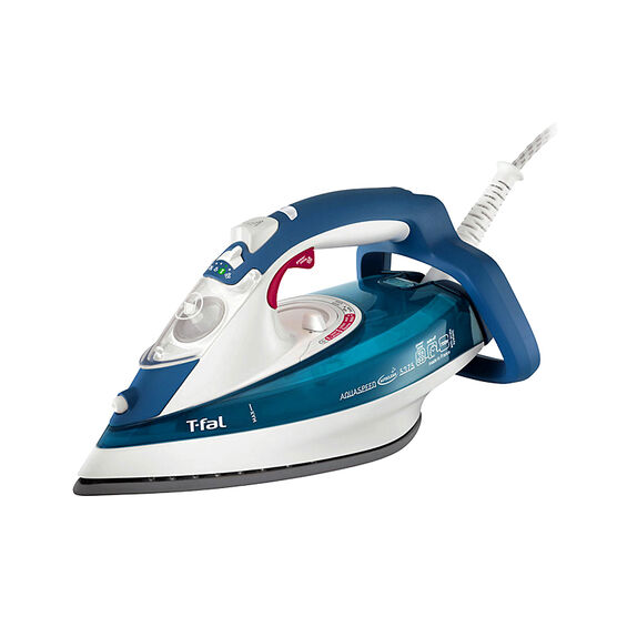 T-fal Aquaspeed Auto Clean Iron - Blue - FV5375