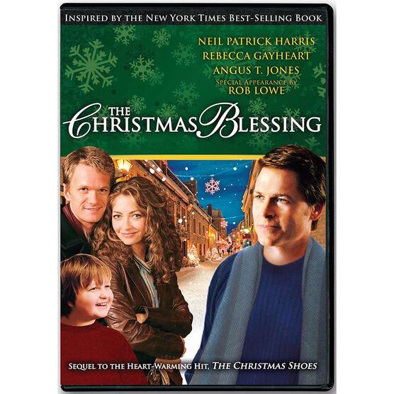 The Christmas Blessing - DVD