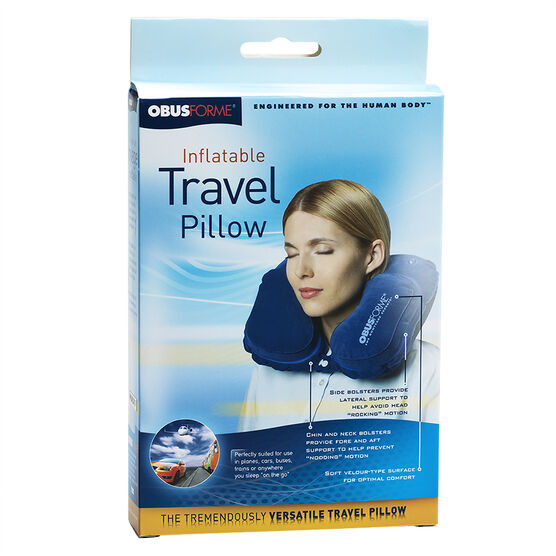 ObusForme Air Travel Pillow