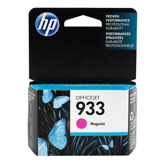 HP 933 Officejet Ink Cartridge - Magenta - CN059AC#140