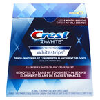 Crest 3D White Whitestrips Luxe - Glamorous White- 14's