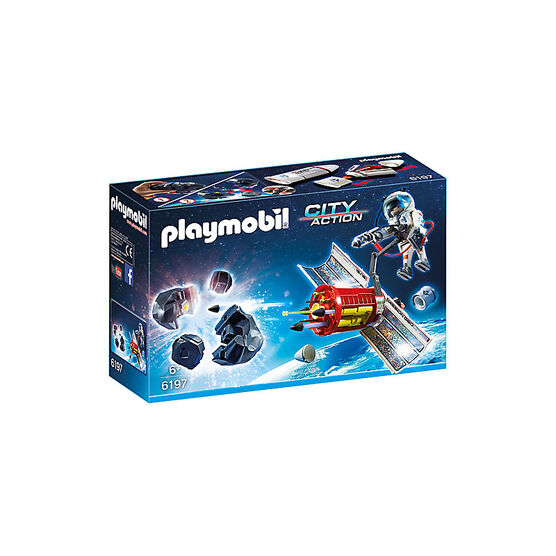 Playmobil City Action -  Meteroid Laser