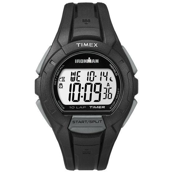 Timex Ironman Watch - Black - TW5K94000GP