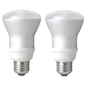 Philips R20 Flood CFL Bulb - Soft white - 14 w/2 pack - 235705