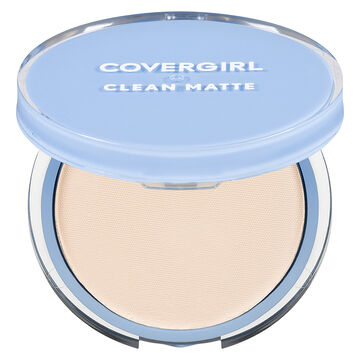 CoverGirl Clean Pressed Powder - Oil Control - Classic Ivory