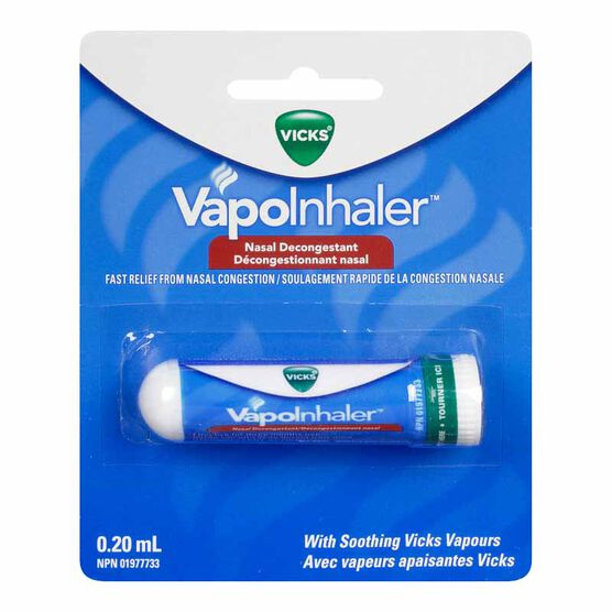 Vicks Vapor Inhaler - 20ml