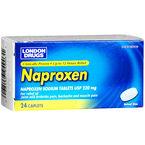 London Drugs Naproxen 220mg - 24's