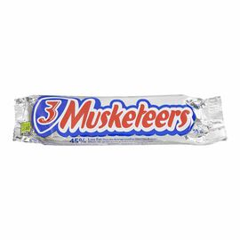 3 Musketeers Bar - 54g
