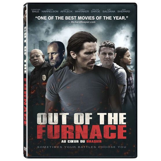 Out Of The Furnace - DVD